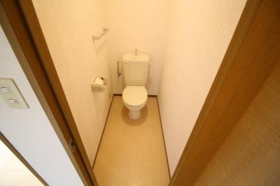 【トイレ】ハイツ腕塚