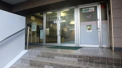 【エントランス】川口グレースマンション
