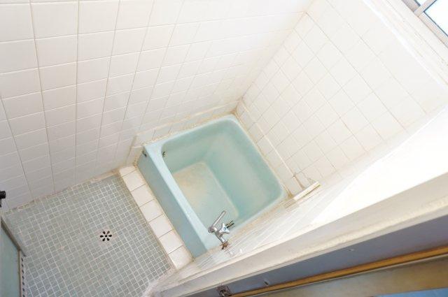 【浴室】錦荘