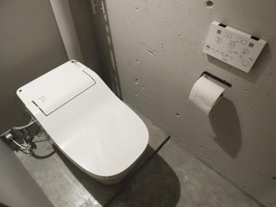 【トイレ】谷町グランドハイツ