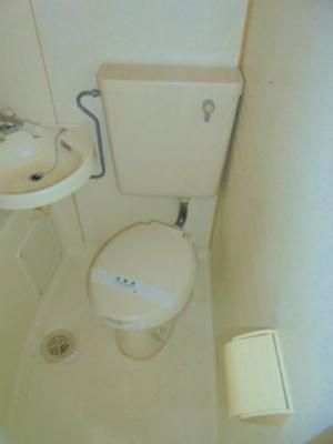 【トイレ】728湯里ハイツ