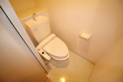 【トイレ】アクアライブラ