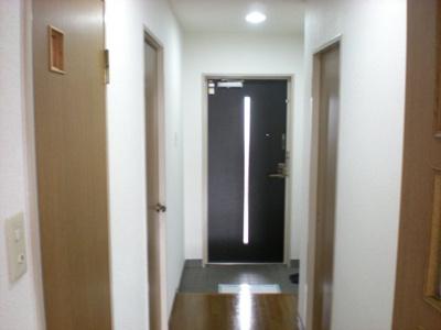 【玄関】エスペランサ41