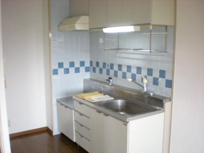 【キッチン】エスペランサ41