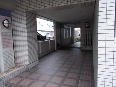 【エントランス】サンライトマンション