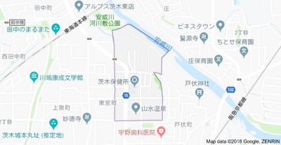 【地図】SanClair Select