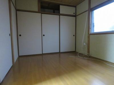 【寝室】第二萬荘 株式会社Roots