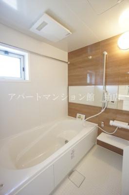 【浴室】メゾン・ド・TJ1