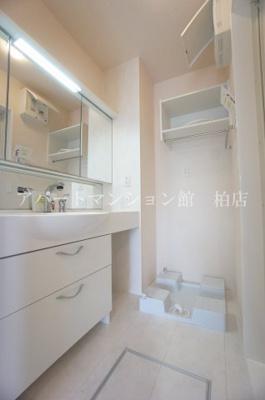 【洗面所】メゾン・ド・TJ1