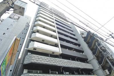 プレサンス北浜パレスはアクロホーム堺筋本町まで!