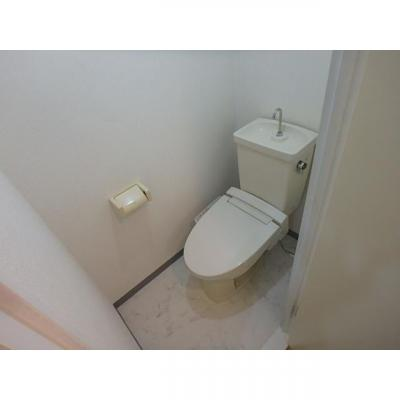 グリーンピア幕張本郷IIのトイレ