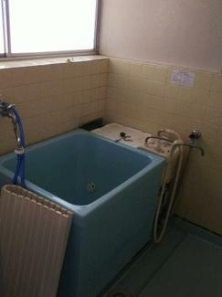 【浴室】コーポとも