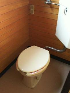 【トイレ】コーポとも