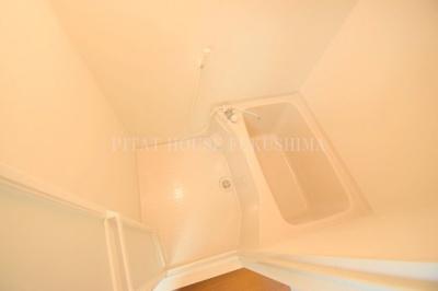 【浴室】中津タウンハウス