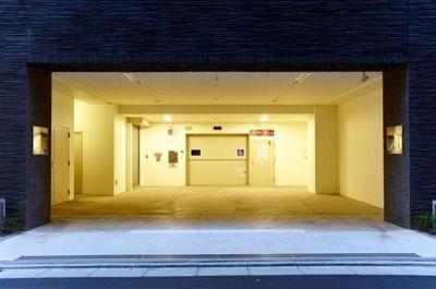 【エントランス】コンフォリア東池袋WEST