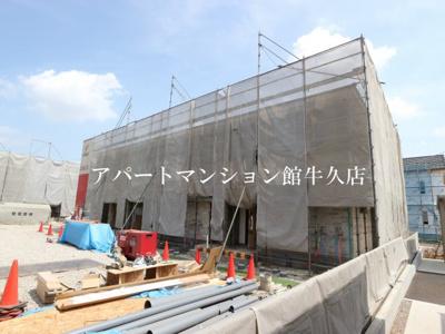 【外観】ルーチェB(谷田部1144)