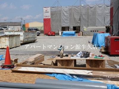 【駐車場】ルーチェB(谷田部1144)