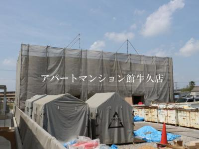 【外観】ルーチェC(谷田部1144)