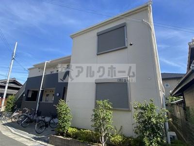 アムールレオ(八尾市萱振町) 2階建て