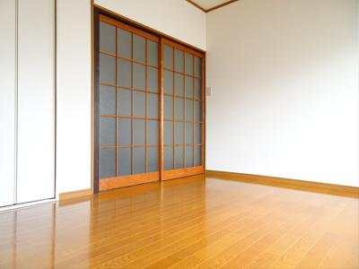 【寝室】富士見ハイツ
