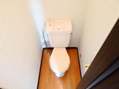 【トイレ】ハイツ南桜ヶ丘