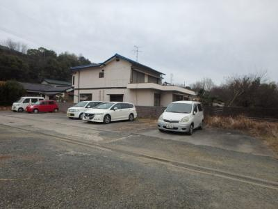 【外観】倉敷ハイツ駐車場