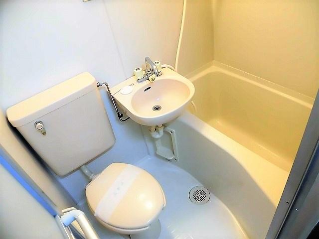 【浴室】ラフィーネ昭島