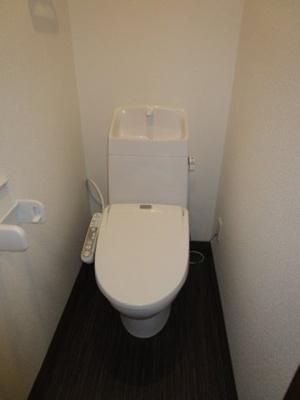 【トイレ】レーヴメゾン守口松町
