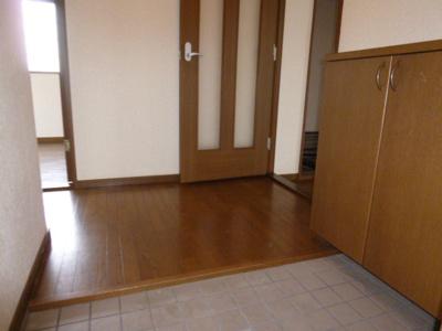 【玄関】プラティークA