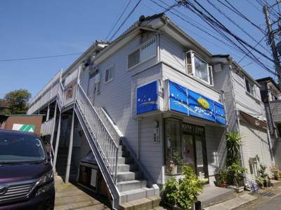 【外観】シティハイム北松戸