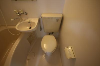 【トイレ】ハイツオークラしのはら