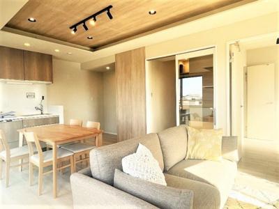 【展望】ラポール本蓮沼駅前