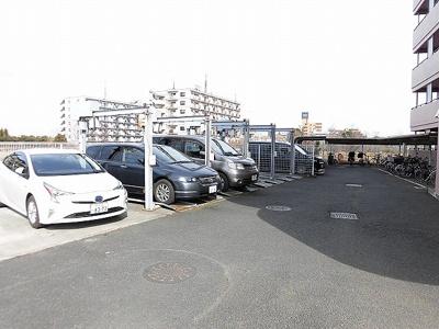 【駐車場】ロイヤルマンション上砂