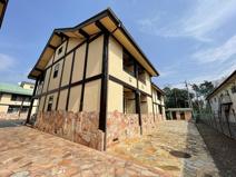 ポスト&ビーム木の家の画像