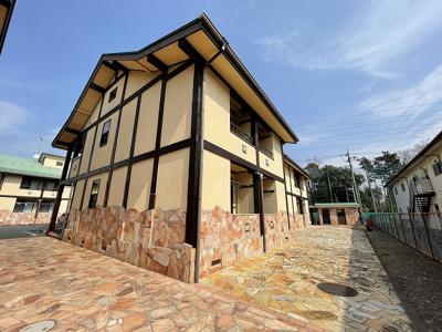 ポスト&ビーム木の家