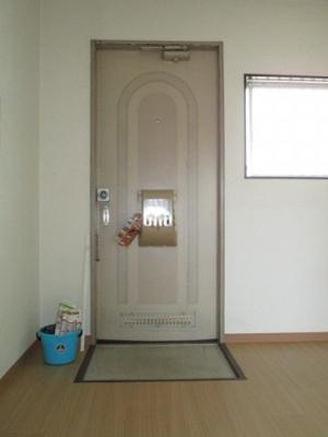 【玄関】エヌハイツ