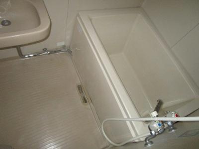 【浴室】エヌハイツ