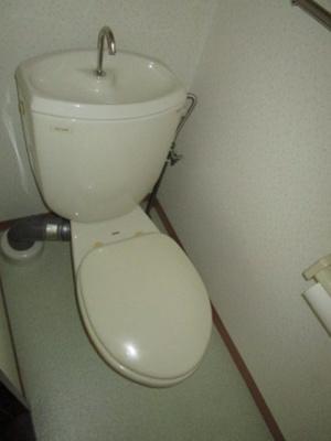 【トイレ】エヌハイツ
