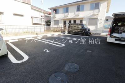 【駐車場】フェリス酒井根 Ⅰ