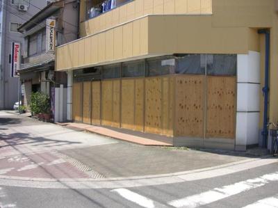 【外観】大正区小林西2丁目貸店舗