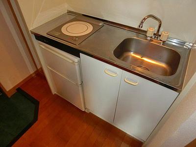 【キッチン】プレサンス神戸メリケンパーク前