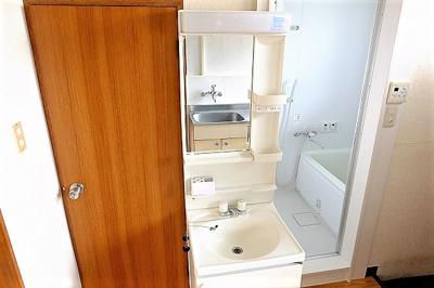 【独立洗面台】アクアシティ中神