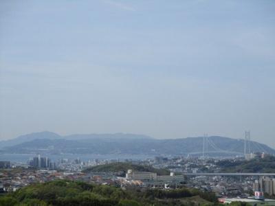 【展望】北須磨団地D1棟