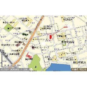【地図】谷口マンション