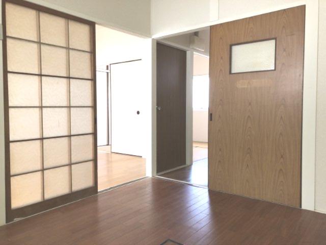 【キッチン】石生荘