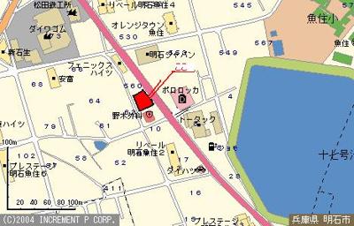 【地図】ハイツマウンテン
