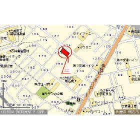 【地図】増田マンション