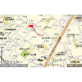 【地図】第2増田マンション