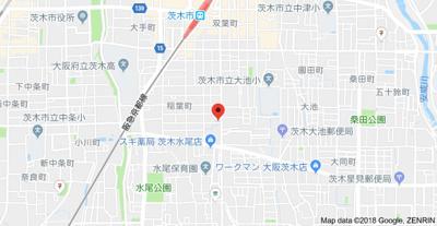 【地図】東稲葉ハイツ