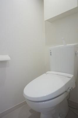 リブリ・ツカサのトイレ